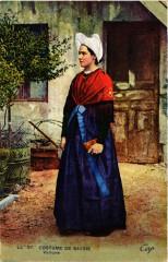 Costumes de Savoie - Valloire - Valloire