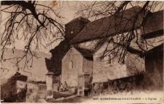 Serrieres-en-Chautagne - L'Eglise - Serrières-en-Chautagne