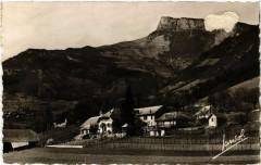 Saint-Jean-d'Arvey Alt 570 m - L'Hotel Therme - Nivolet - Saint-Jean-d'Arvey