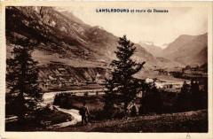 Lanslebourg et route de Bessans - Bessans