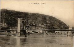 Tournon - Le Pont - Tournon