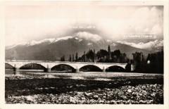 La Savoie Pitt. - Chamousset-Le Pont Royal sur l'Isere - Chamousset