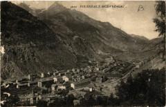 Fourneaux - Modane-Gare - Fourneaux