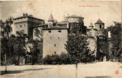 Chateau de Chamousset - Chamousset