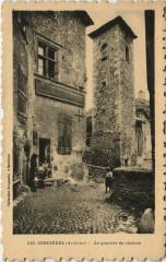 Serrieres - Le quartier du chateau - Serrières