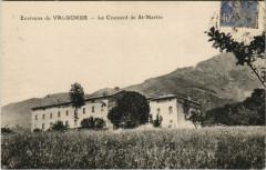 Environs de Valgorge - Le Couvent de St-Martin - Valgorge