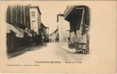 Villeneuve-de-Berg - Entrée de la Ville - Villeneuve-de-Berg
