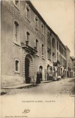 Villeneuve-de-Berg - Grande Rue - Villeneuve-de-Berg