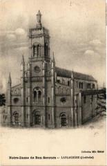 Notre-Dame de Bon Secours Lablachere - Lablachère