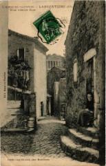 Largentiere Une vieille Rue - Largentière