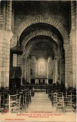 Champagne Eglise Romane du Xi siecle, style Roman Bysantin - Champagne