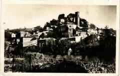 Charmes-sur-Rhone - L'Ensemble des Ruines - Charmes-sur-Rhône