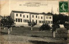 Saint-Jean-le-Centenier - Les Ecoles laiques de Filles et de Garcons - Saint-Jean-le-Centenier
