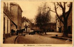 Marignane - La Place de la Republique - Marignane