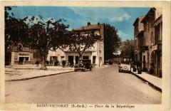 Saint-Victoret Place de la République - Saint-Victoret