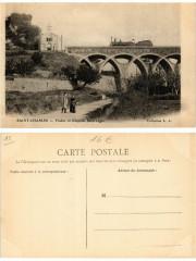 Saint-Chamas Viaduc et Chapelle Saint-Leger - Saint-Chamas