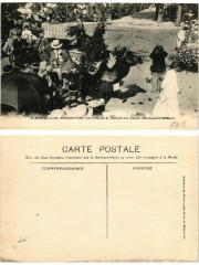 79 Marseille Expo coloniale Bataille des fleurs. Dromadaire 13 Marseille