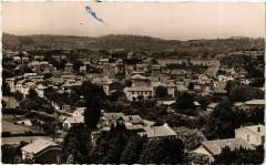 Saint-Chamas vue prise de la gare - Saint-Chamas