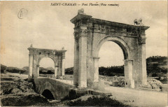 Saint-Chamas Pont Flavien - Saint-Chamas