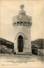 Graveson St-Michel de Frigolet-Chemin de Croix - Graveson