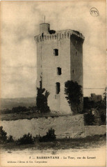 Barbentane La Tour - Barbentane