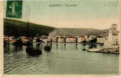 La Ciotat Vue du Port - La Ciotat
