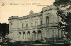 Fontvieille Chateau des Ambrois - Fontvieille