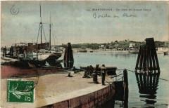 Martigues Un coin du Grand Canal - Martigues