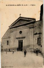Saint-Etienne-du-Gres - L'Eglise - Saint-Étienne-du-Grès