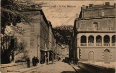 Roquevaire - La Rue Nationale - Roquevaire