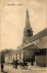 Graveson - Le Clocher - Graveson
