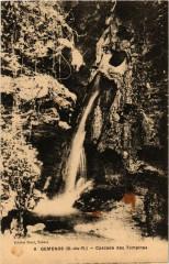 Gemenos - Cascade des Tompines - Gémenos