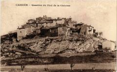 Cabries - Quartier du Pied de la Chevres - Cabriès