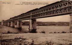 Port-de-Bouc - Pont de Caronte - Port-de-Bouc
