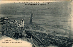 Orgon - Panorama - Orgon