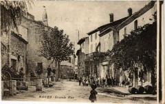 Noves - Grande Rue - Noves