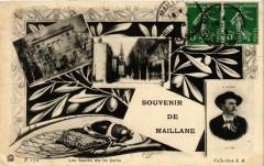 Souvenir de Maillane - Maillane