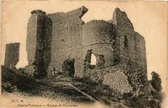 Aix-en-Provence-Ruines de Ventabren - Ventabren