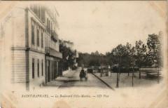 Saint-Raphael Le Boulevard Felix-Martin - Saint-Raphaël