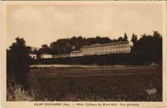 Saint-Zacharie Hotel Chateau de Mont-Vert - Vue Generale - Saint-Zacharie