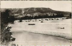 Aiguines Les Gorges Pittoresques du Verdon - Le Pont d'Aiguines - Aiguines