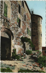 Callian L'Entree du Chateau Feodal - Callian