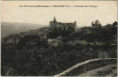 Callian L'Entree du Village - Callian