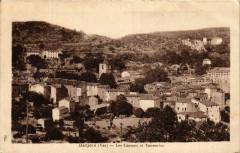 Barjols - Les Carmes et Tanneries - Barjols