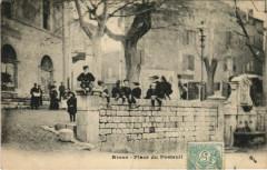 Rians Place du Posteuil - Rians