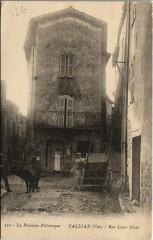 Callian Rue Louis Blanc - Callian