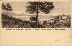 Agay Rade et Grand Hotel d'Agay - Entre Cannes et Saint-Raphael 83 Saint-Raphaël