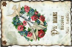 Rians De Rians Recevez Mes Amities - Rians