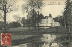 Cerny-Le Cháteau de Villiers - Cerny