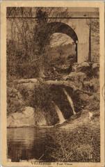 Villecroze Pont Vieux - Villecroze